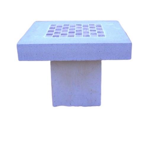 mesa prefabricada de ajedrez de sergin